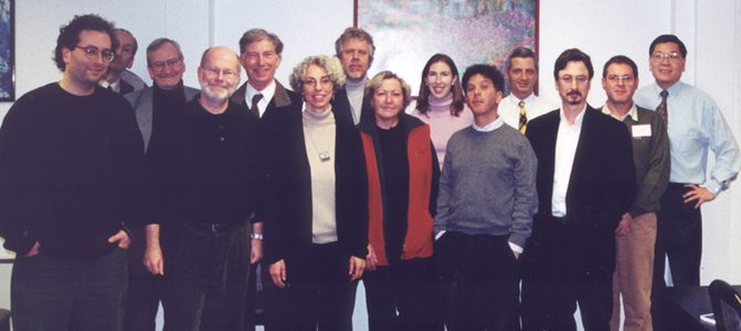 Participants from the Budapest Open Access Initiative