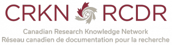 Canadian Research Knowledge Network (CRKN) logo