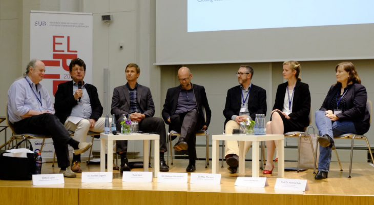 ELPUB 2016 panel discussion