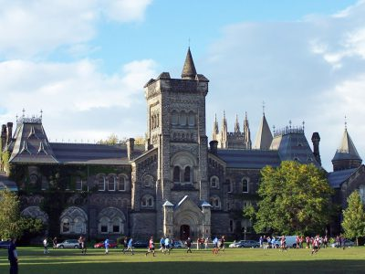 King's College Circle, U of T